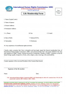 Liife Membership form-Web
